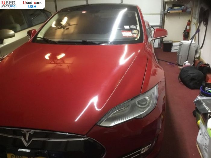 Car Market in USA - For Sale 2013  Tesla Model S