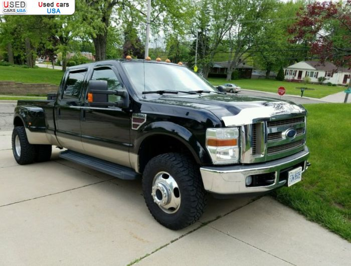 Car Market in USA - For Sale 2008  Ford F 350
