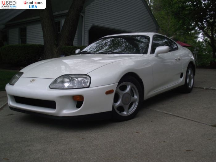 Car Market in USA - For Sale 1995  Toyota Supra