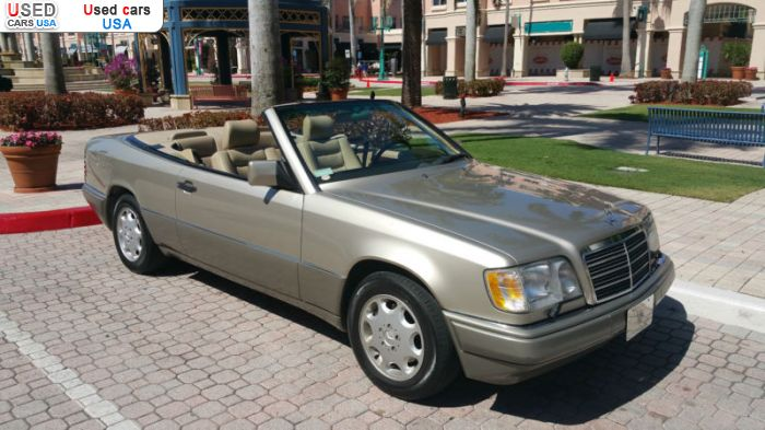 Car Market in USA - For Sale 1994  Mercedes E