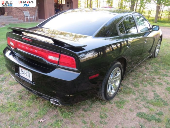 Car Market in USA - For Sale 2012  Dodge Charger