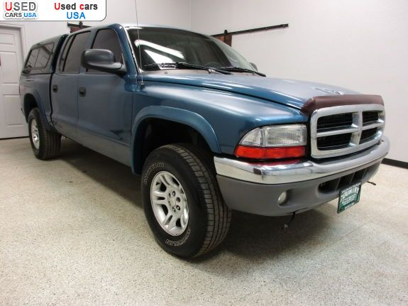 Car Market in USA - For Sale 2003  Dodge Dakota SLT