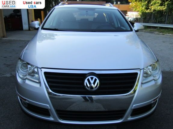 Car Market in USA - For Sale 2010  Volkswagen Passat Komfort