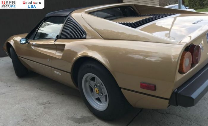 Car Market in USA - For Sale 1978  Ferrari 308