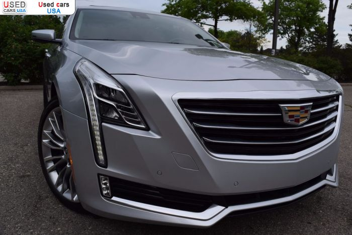 Car Market in USA - For Sale 2016  Cadillac XTS