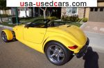 Car Market in USA - For Sale 2002  Chrysler Prowler