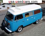 Car Market in USA - For Sale 1978  Volkswagen Microbus