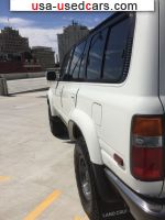 Car Market in USA - For Sale 1993  Toyota Land Cruiser