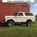 Ford Bronco  7500$