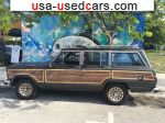 Car Market in USA - For Sale 1987  Jeep Wagoneer