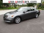 Car Market in USA - For Sale 2012  Honda Accord EX