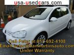 2008 Volkswagen Rabbit S  used car