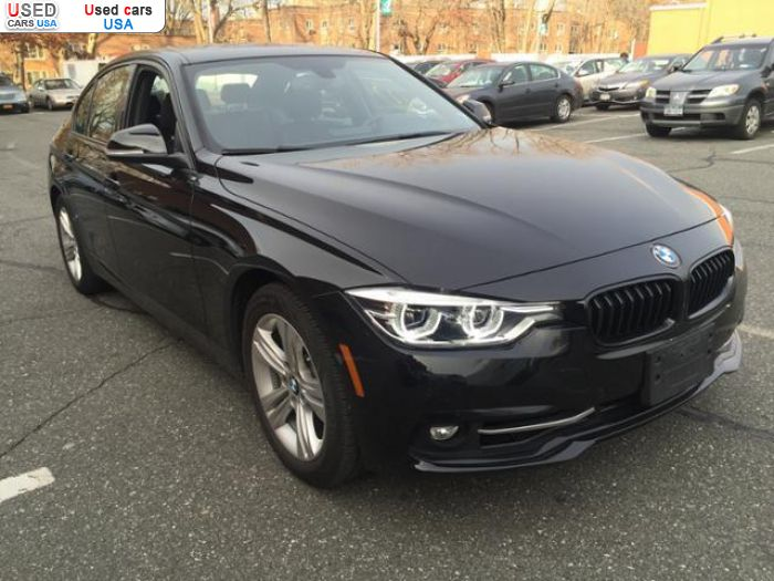 Car Market in USA - For Sale 2016  BMW 3 Series