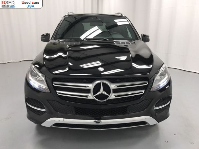 Car Market in USA - For Sale 2016  Mercedes GLE