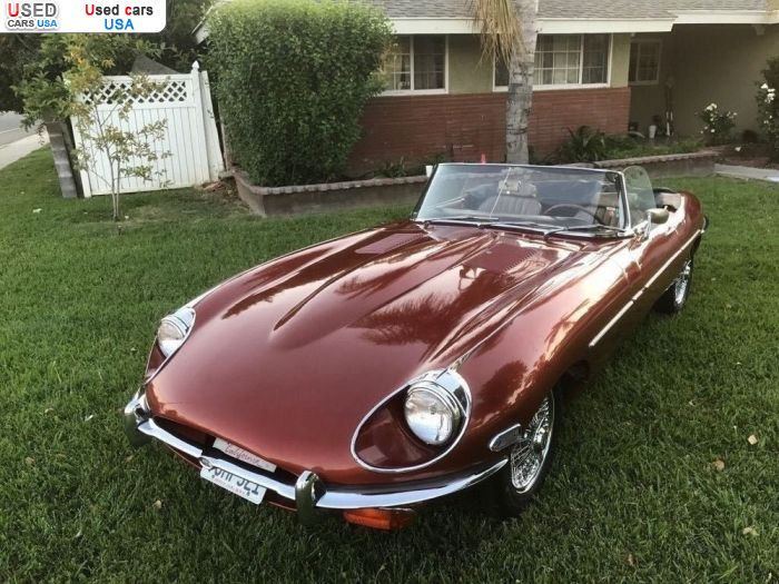 Car Market in USA - For Sale 1969  Jaguar E Type