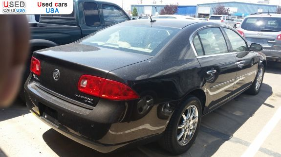 Car Market in USA - For Sale 2008  Buick Lucerne CXL Special Edition