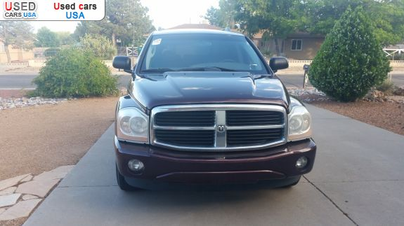 Car Market in USA - For Sale 2005  Dodge Durango Limited