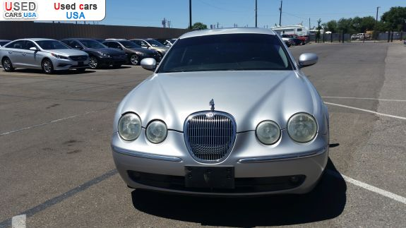 Car Market in USA - For Sale 2005  Jaguar S Type 4.2