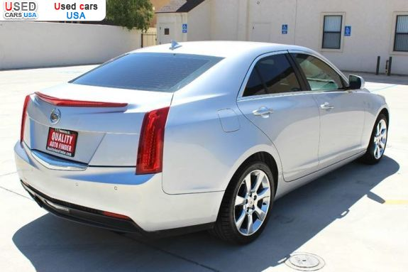 Car Market in USA - For Sale 2013  Cadillac ATS Luxury