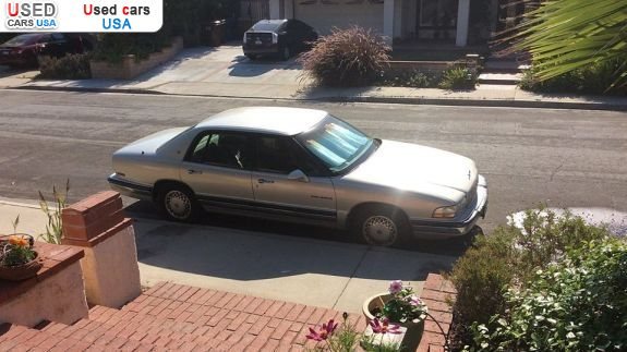 Car Market in USA - For Sale 1991  Buick Park Avenue
