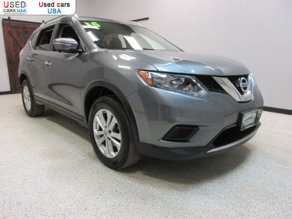 Car Market in USA - For Sale 2015  Nissan Rogue S