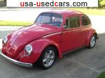 Car Market in USA - For Sale 1966  Volkswagen Beetle