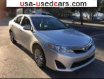2012 Toyota Camry XLE  used car