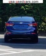 Car Market in USA - For Sale 2015  Hyundai Elantra SE