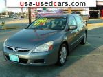 2007 Honda Accord Special Edition V-6  used car