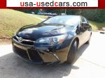 2016 Toyota Camry SE  used car