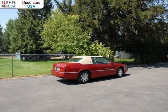 Car Market in USA - For Sale 1996  Cadillac Eldorado