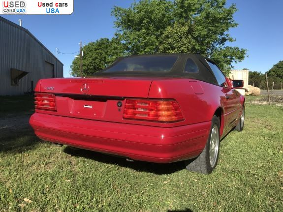Car Market in USA - For Sale 1997  Mercedes Sl 1997 Mercedes-Benz SL-Class SL320 - Convertible