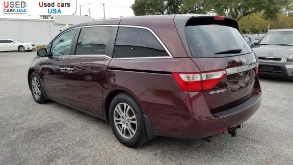 Car Market in USA - For Sale 2013  Honda Odyssey EX-L