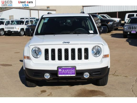 Car Market in USA - For Sale 2017  Jeep Patriot Sport