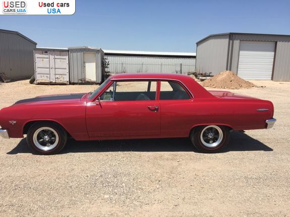 Car Market in USA - For Sale 1965  Chevrolet Chevelle