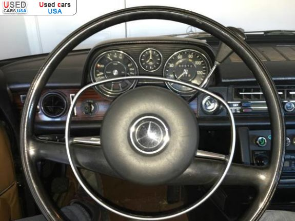 Car Market in USA - For Sale 1973  Mercedes 250 1973 Mercedes-Benz 250-Class