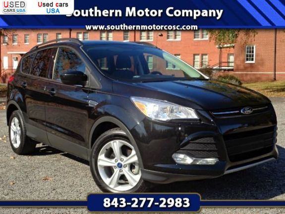 Car Market in USA - For Sale 2015  Ford Escape SE