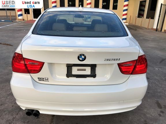 Car Market in USA - For Sale 2009  BMW 3 Series 328i - Sedan