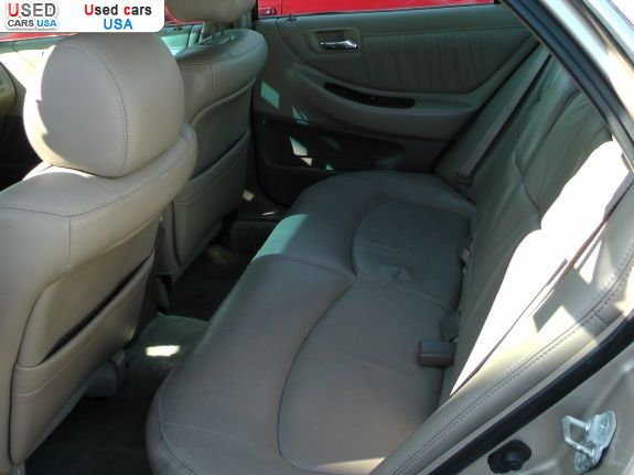 Car Market in USA - For Sale 2000  Honda Accord EX - Sedan