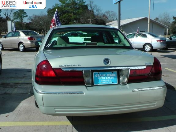 Car Market in USA - For Sale 2005  Mercury Grand Marquis GS Convenience