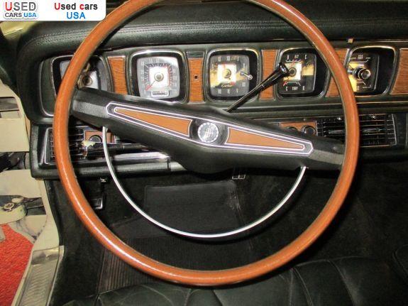 Car Market in USA - For Sale 1969  Lincoln Continental Mk III
