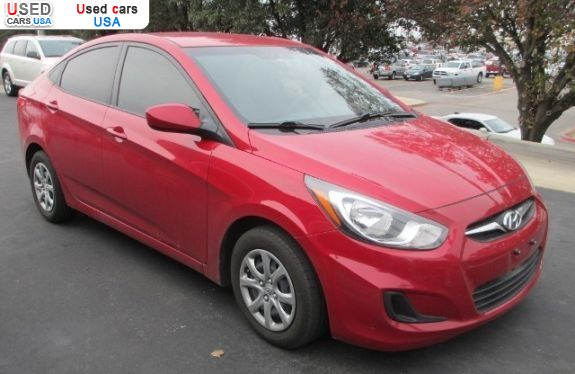 Car Market in USA - For Sale 2014  Hyundai Accent GLS