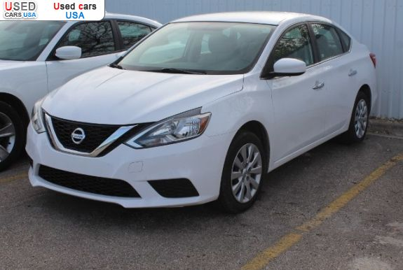 Car Market in USA - For Sale 2016  Nissan Sentra SL