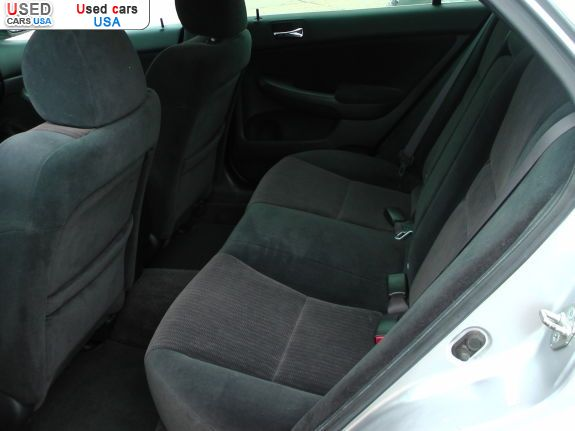 Car Market in USA - For Sale 2003  Honda Accord LX
