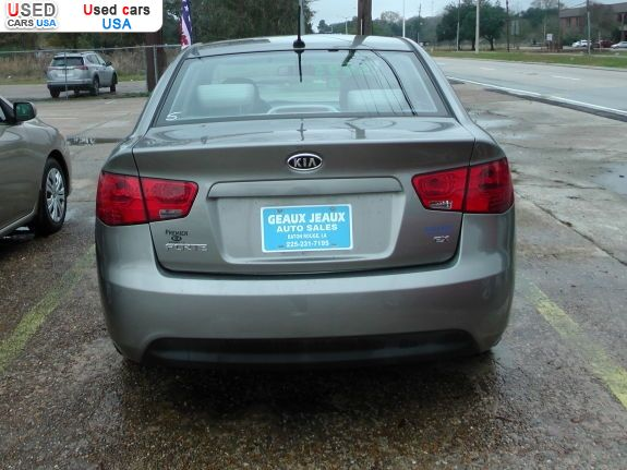 Car Market in USA - For Sale 2010  KIA Forte EX
