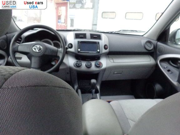 Car Market in USA - For Sale 2007  Toyota RAV4