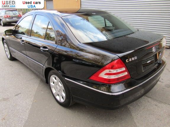 Car Market in USA - For Sale 2006  Mercedes C 2006 Mercedes-Benz C-Class C280 Luxury 4MATIC - Se