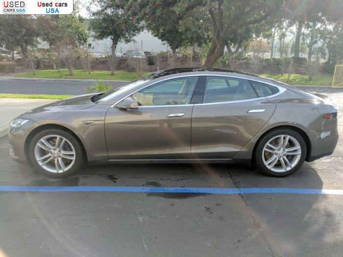 Car Market in USA - For Sale 2016  Tesla