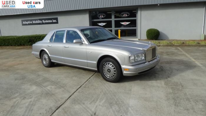 Car Market in USA - For Sale 2000  Rolls Royce Silver Seraph
