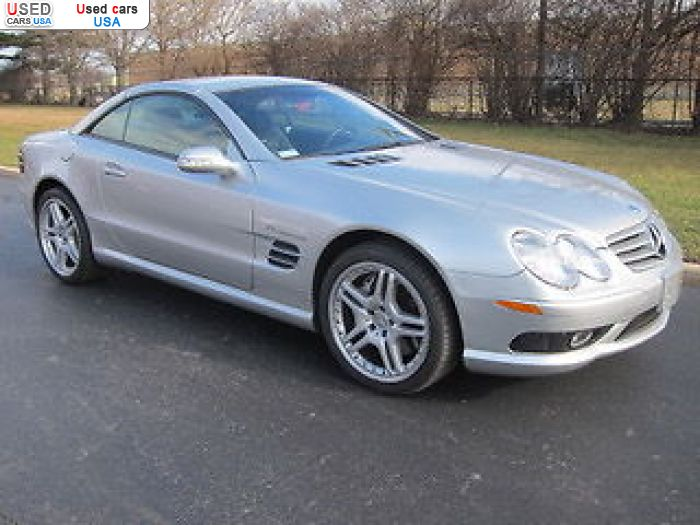 Car Market in USA - For Sale 2003  Mercedes